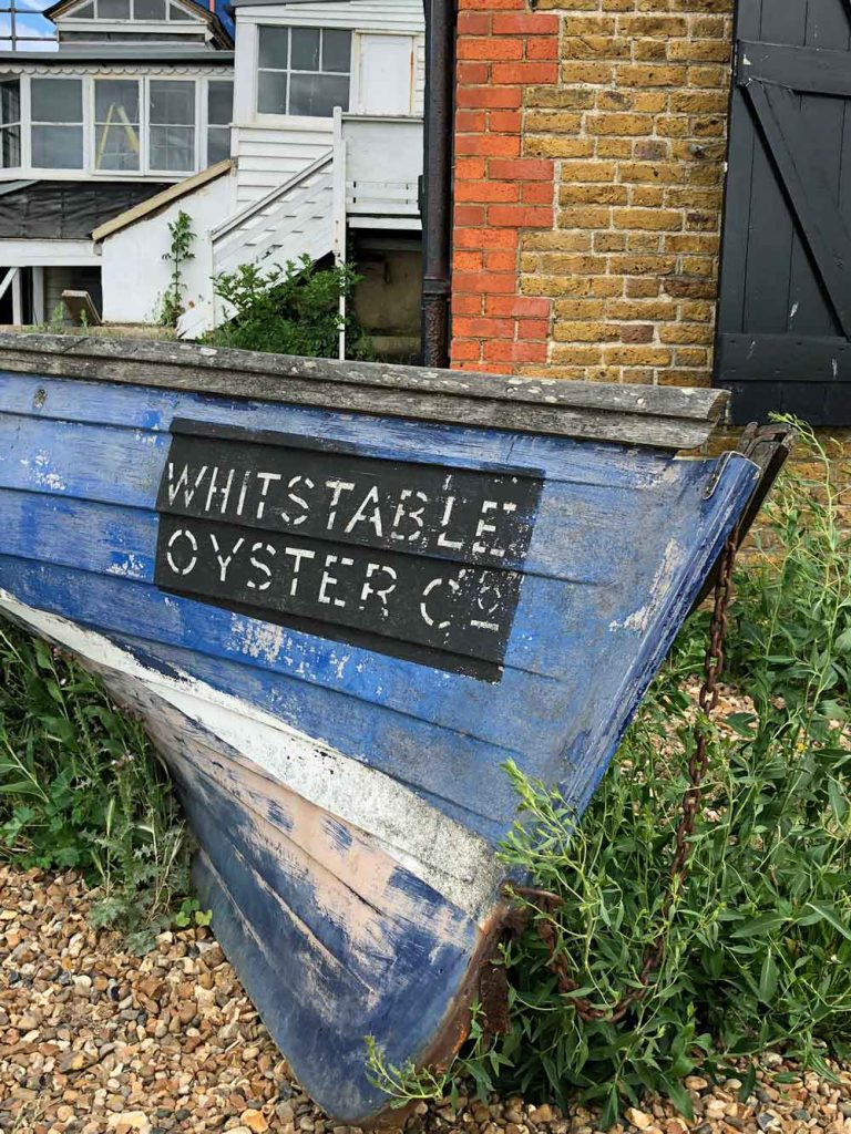 Whistable-Oysters Kent