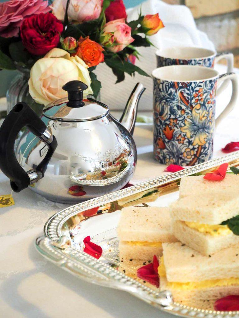 Afternoon Tea So funktioniert die britische Teatime zu Hause