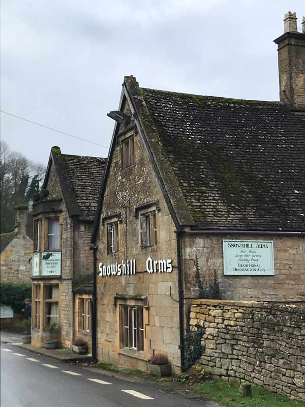 Snowshill in den Cotswolds