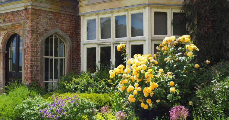 Gartenreise in Kent: Godinton House and Gardens
