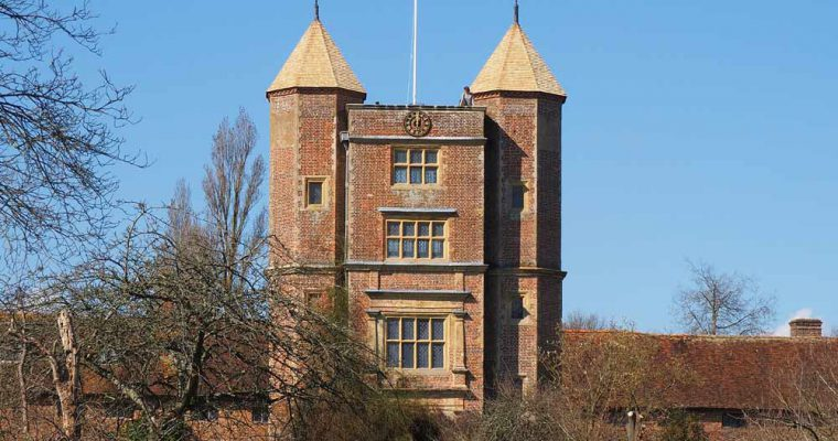 Kent: Sissinghurst Castle and Gardens