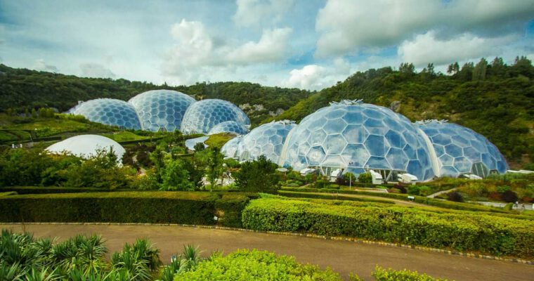 Cornwall: The Eden Project