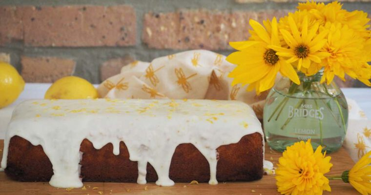 Lemon Drizzle Cake: ein Rezept zum Afternoon Tea