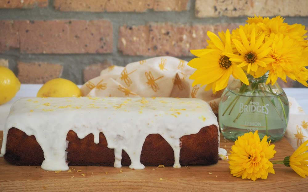 Lemon Drizzle Cake: ein Rezept zum Afternoon Tea