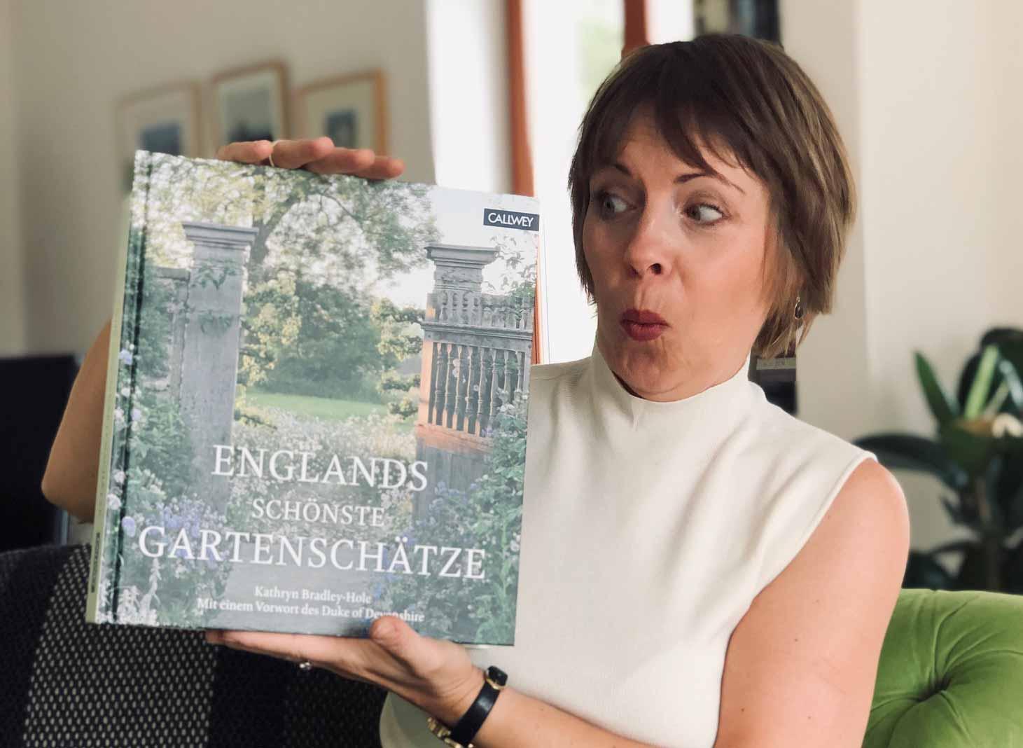 Bildband: ENGLANDS SCHÖNSTE GARTENSCHÄTZE (Callwey Verlag)