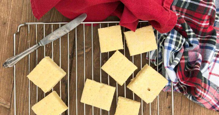 Shortbread – das klassische Teegebäck aus Schottland