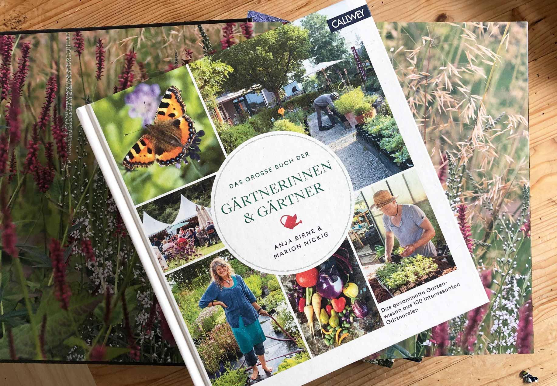 Das große Buch der Gärtnerinnen und Gärtner (Callwey Verlag)