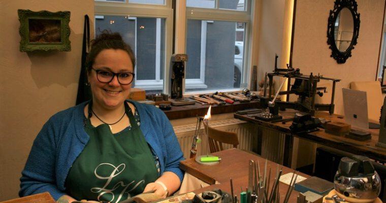 Teeschmuck: Im Gespräch mit Lea Katharina Honig von der Goldschmiede Nordsee aus Jever