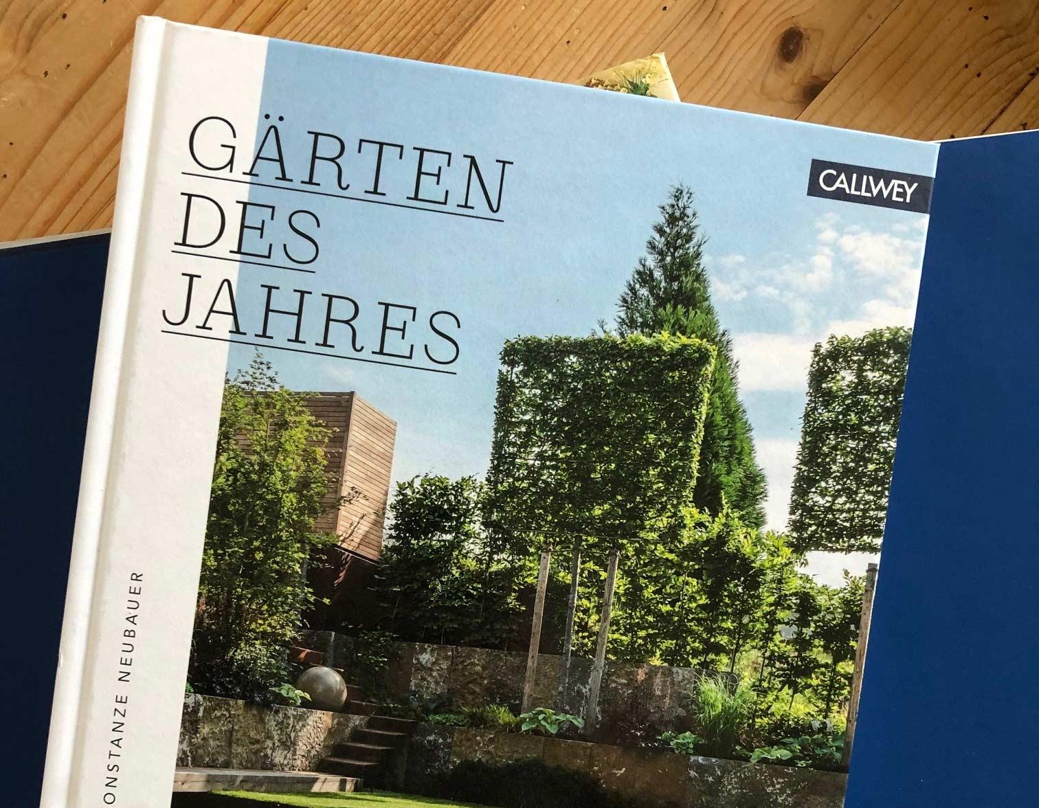 Gärten des Jahres 2021 – Die 50 schönsten Privatgärten (Callwey Verlag)